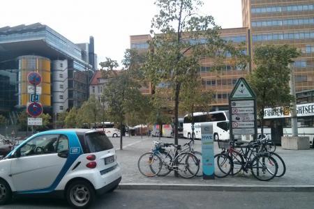 Stationsfoto Berlin: Linkstraße 8002 0
