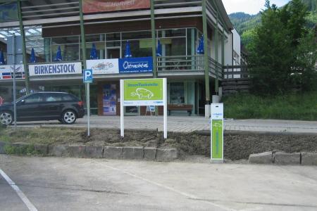 Stationsfoto Am Bauernmarkt - Bad Hindelang