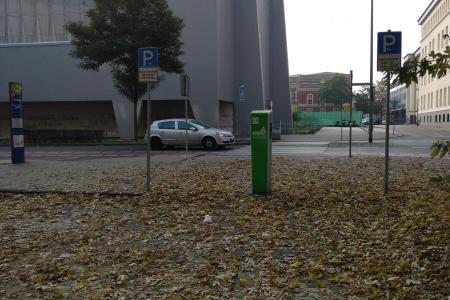 Stationsfoto Friedrich-Albert-Lange-Platz Duisburg 0