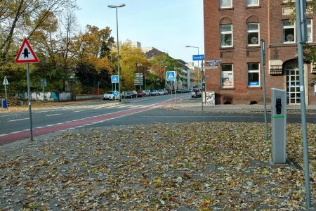 Stationsfoto Friedrich-Albert-Lange-Platz Duisburg 4