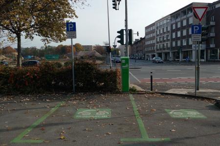 Stationsfoto Burgplatz Duisburg 0