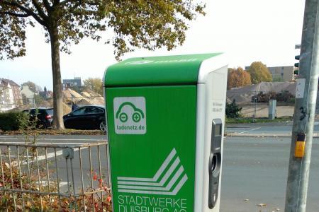 Stationsfoto Burgplatz Duisburg 1
