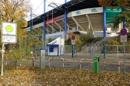 Stationsfoto Schauinsland-Reisen-Arena 0