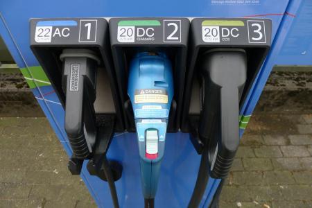 Stationsfoto Schnellladestation - WSW Energie & Wasser AG 0