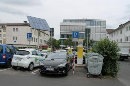 Stationsfoto Obere Karlsstraße Stadtwerke Union Nordhessen