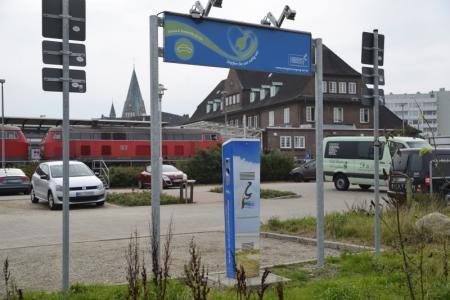 Stationsfoto Kirchenweg Energieversorgung Sylt GmbH 1