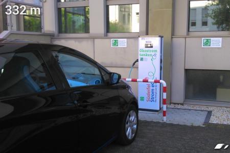 Stationsfoto Bedastraße Stadtwerke Trier GmbH 0