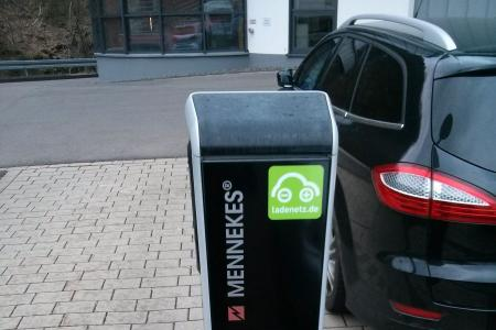 Stationsfoto Siegener-Str. MENNEKES GmbH