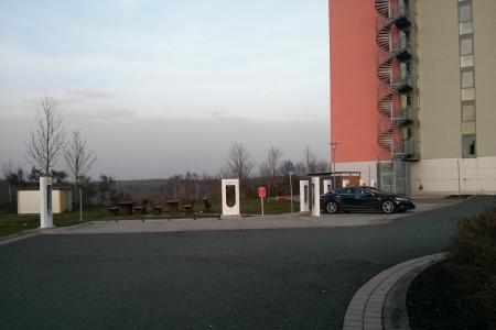 Stationsfoto Wilnsdorf Supercharger 1