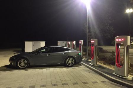 Stationsfoto Jettingen Supercharger