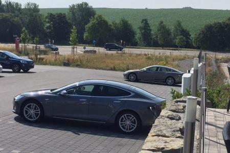Stationsfoto Bad Rappenau Supercharger 0