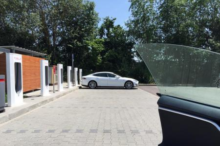 Stationsfoto Aichstetten Supercharger 1