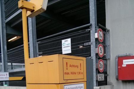 Stationsfoto ADAC Düsseldorf Automeile 1