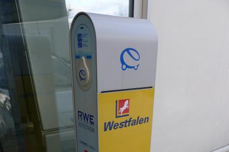 Stationsfoto Westfalen Tankstelle Kerpen 1