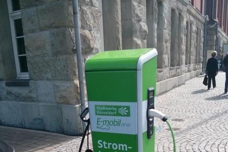 Stationsfoto Stadtwerke Düsseldorf Kundencenter