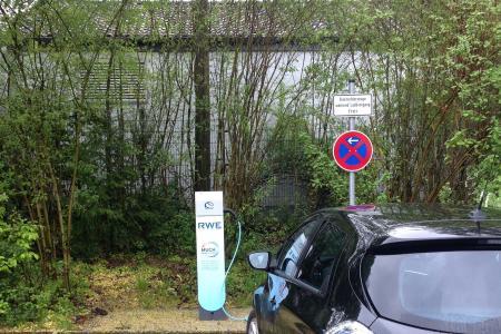 Stationsfoto Much: Auf dem Bonnenfeld