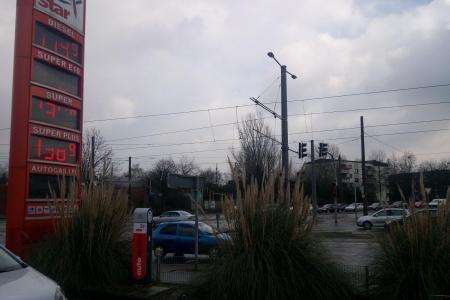 Stationsfoto STAR Tankstelle Oberhausen 1