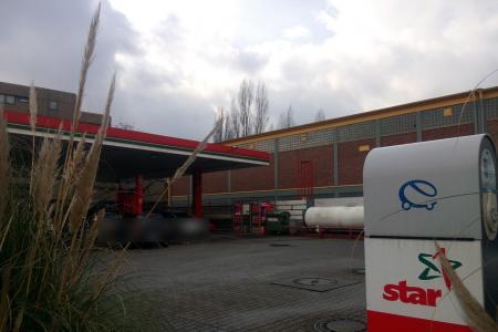 Stationsfoto STAR Tankstelle Oberhausen 2