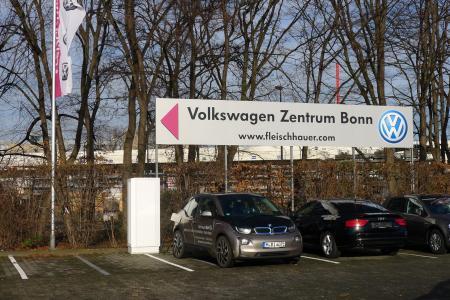 Stationsfoto Volkswagen Zentrum Bonn 4