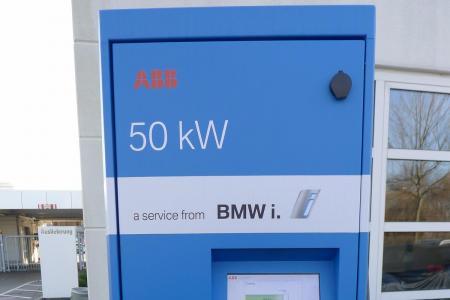Stationsfoto BMW Niederlassung Bonn 1