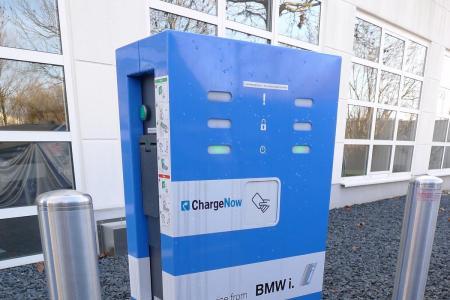 Stationsfoto BMW Niederlassung Bonn 2