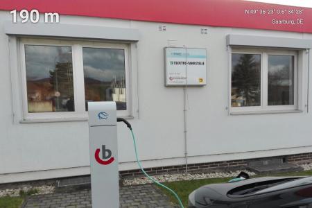 Stationsfoto Saarburg: Rudolf-Diesel-Straße 2 1