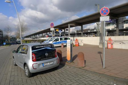 Stationsfoto Siegburg: Konrad-Adenauer-Allee 0