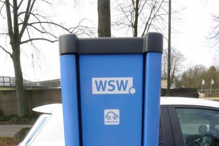 Stationsfoto Stadion am Zoo - Zoologischer Garten Wuppertal 1