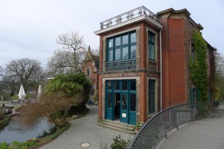 Stationsfoto Botanischer Garten - Wuppertal 2