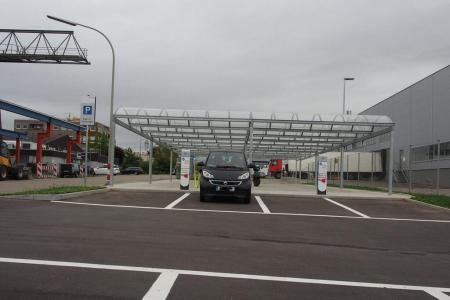 Stationsfoto Waiblingen: Andreas-Stihl-Straße 4